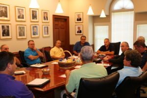 RIBA, state and local officials meet to smooth permit process on August 3, 2016