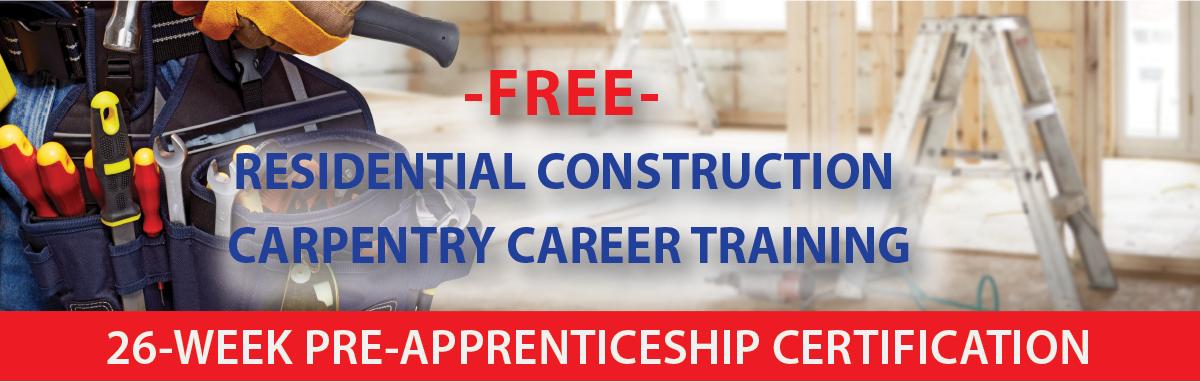 Pre-Apprentice Training Program Details – RI Builders